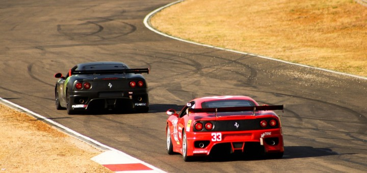 Experiencia Ferrari DifferentCars