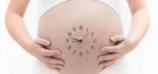 la hora del parto